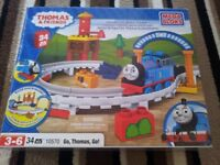 Mega Bloks Set - Thomas & Friends