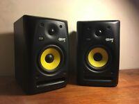 KRK Rokit 5 G2 Powered Studio Monitors (Pair).