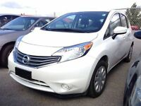 2015 Nissan Versa Note SV, ***ONLY 6012km***  FINANCING FROM 1.9