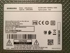 "Samsung 50"" tv SOLD"
