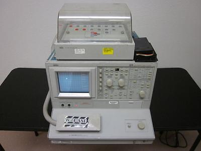 Tektronix 371 High Power Programmable Curve Tracer W Test Fixture Accys