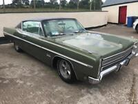 Plymouth fury 3 America muscle car