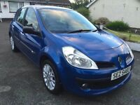 2008 Renault Clio 1.5dci **Long MOT**£30 tax**Cards Accepted**