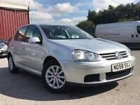 Volkswagen Golf 1.9 TDI Match Hatchback 5dr