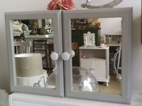 Reduced price - Mirrored Bathroom Cabinet.