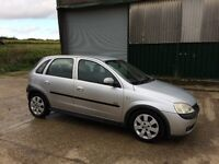 Spares and repairs vauxhall corsa