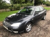 2007 07 Ford Mondeo 2.0 tdci , 130bhp, 6 speed