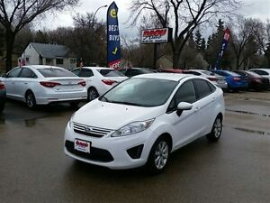 2012 Ford Fiesta SE Automatic with Heated Seats