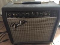"Guitar amplifier - Fender ""Bullet Reverb"" practice amp"