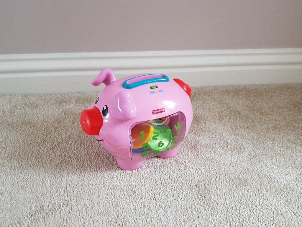 Fisher Price Laugh&Learn Pig