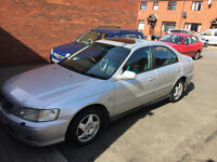 1999 HONDA ACCORD 2,0I ES AUTOMATIC FULL LEATHER, CD PLAYER, AIR CON