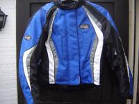 Ladies Textile RST Motorbike Jacket