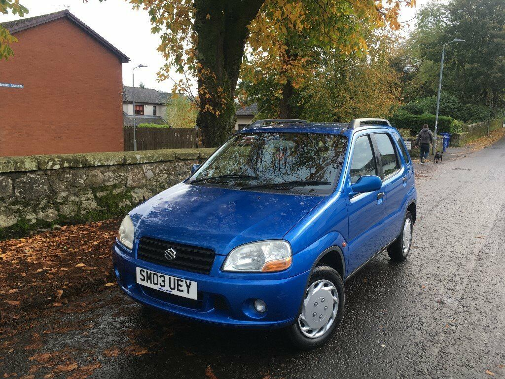 **** WEE CAR WITH 1 YEARS MOT TEST ****
