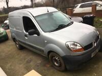 Renault kangoo van 1.5 dci parts only breaking for spares only clio