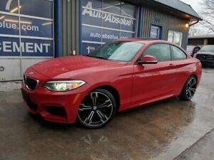 2015 BMW Série 2 228i xDrive + M Package
