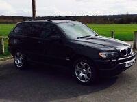 2002 BMW X5 - long MOT, service history, low mileage, full leather, fantastic car