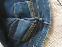 X3 pair men's next jeans