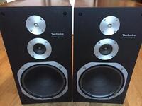 Technics SB3050 40 watt vintage Hi Fi speakers