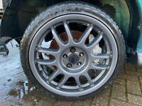 Subaru speedline wheels