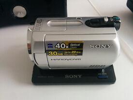 SONY DCR-SR42 40GB