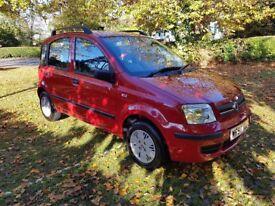 Fiat Panda 1.3 Multijet 16v Dynamic 5dr FUll MOT
