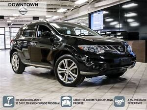 2012 Nissan Murano LE with Leather, Pano Roof, Rear View Camera,