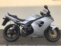 TRIUMPH 1050 SPRINT SPORTS TOURER BIKE RUNNING VERY WELL -MOTD £2199 AT KICKSTART MOTORCYCLES