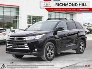2017 Toyota Highlander LE Awd | Bluetooth] Heated Seats|Alloys