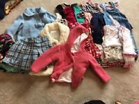 Girls clothes bundle 9-12 months