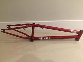 Total BMX Hangover frame