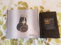 betron over-ear headphones with box barely used