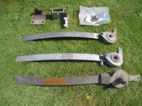 3 CARAVAN STABILISER BARS BULLDOG SCOTT