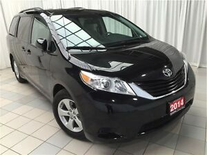 2014 Toyota Sienna LE 8 Passenger *One Owner*