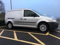 VW Caddy Maxi 2010