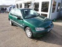 PEUGEOT 106 - Y978GVW- DIRECT FROM INS CO