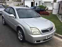 Vauxhall vectra 1.9 cdti turbo diesel 2004 later shape 5 door hatch mot January 6 speed