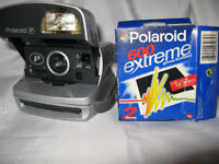 Polaroid Instant Camera And Film can deliver