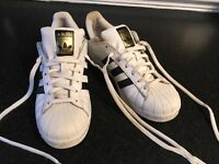 Classic style adidas size 8.5 trainers