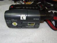 Sony Steady Shot 24X Digital Zoom Video 8 Handycam