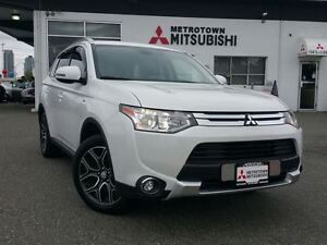 2015 Mitsubishi Outlander GT; CERTIFIED PRE-OWNED!