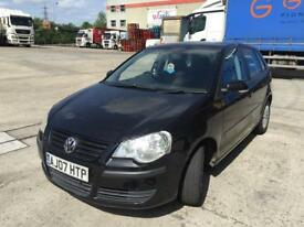 2007 VOLKSWAGEN POLO 1.2 PETROL MANUAL