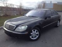 2002 Mercedes-Benz S430 | LEATHER | SUNROOF