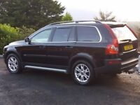 Xc90 volvo jeep 7 seater