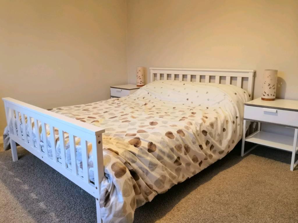 White Bedroom Furniture Set In Lyneham Wiltshire Gumtree
