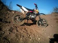 140cc stomp
