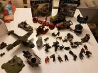 Lego Mega Blocks Halo Kits