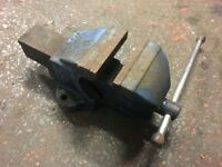 Heavy duty Woden 186B/4 engineers vice 4 inch jaws