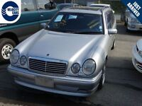1998 Mercedes-Benz E320 Wagon 99K's 7seats NO ACCDNT 1 YR WRNT Vancouver Greater Vancouver Area Preview