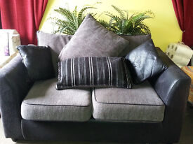 Two, 2 seater sofa couch