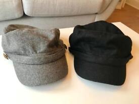 2 x Ladies Hats